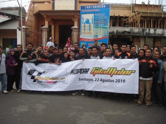 Gila Motor Surabaya
